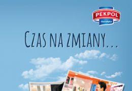 """""""Czas na zmiany"""" - nowy program lojalnościowy www.czasnazmiany.pekpol.pl"""