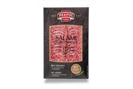 Salami dojrzewające plastry